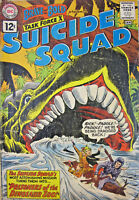Brave and the Bold 1962 #39 DC Silver Age Comics Task Force X Suicide Squad VG-