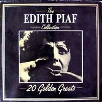 Edith Piaf The Edith Piaf Collection 20 Go LP Comp Vinyl Schallplatte 129626