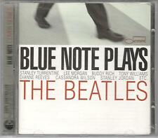 BLUE NOTE PLAYS THE BEATLES VARIOUS ARTISTS SEALED CD NEW
