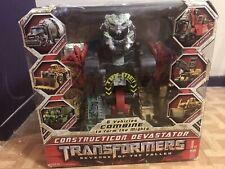 Transformers 2 Revenge of the Fallen ROTF Supreme Class Constructicon Devastator