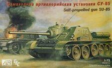 Canon automoteur anti-chars Soviétique SU-85 - KIT EASTERN EXPRESS N° 72014