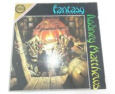 Falcon Fantasy Jigsaw Puzzle Storyteller's Night by Rodney Matthews Not Complete