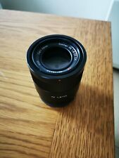 GREAT CONDITION Sony FE 55mm f1.8 ZA Carl Zeiss Sonnar T* E mount Lens