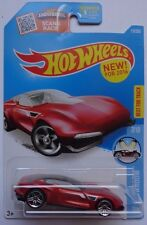 2016 Hot Wheels HW SHOWROOM 7/10 Gazella GT 117/250 (Red Version)