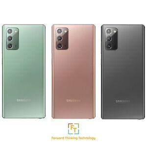 Samsung Galaxy Note20 5G 128GB (Unlocked) - Mystic  Gray/Bronze/Green