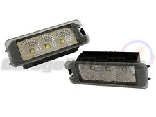 VOLKSWAGEN LED Canbus REAR NUMBER PLATE LIGHT Lampada licenza VW Golf Scirocco Polo