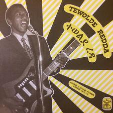 TEWOLDE REDDA Eritrea's Guitar Pioneer LP Philips, Amha, and Yared Tewelde Zerai