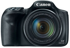 Canon PowerShot SX540 HS 20.3MP 50x Optical Zoom WiFi Full-HD Digital Camera