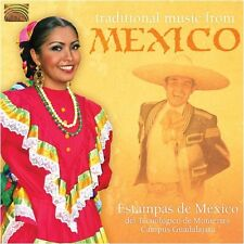Estampas de Mexico - Traditional Music from Mexico [New CD] With Book