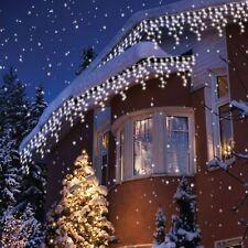 Buy Icicle Lights Outdoor Christmas Lights   eBay