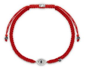 Beat Anxiety - Red String Amethyst Stone Bracelet by Karma and Luck