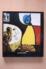 Libro Antoni Miró. S.XX. Book Antoni Miró
