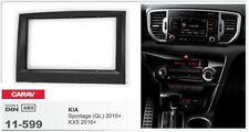 CARAV 11-599 2Din Marco Adaptador de radio KIA Sportage (QL) 2015+, KX5 2016+