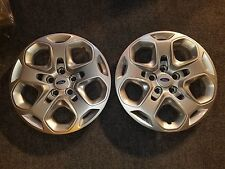 "Pair Of 2 Brand New 2010 2011 2012 Fusion 17"" Wheel Covers Hubcaps 7052"