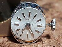 orologio  zenith  calibro  1110 MOVIMENTO +quadrante bilanciere ok vintage lady