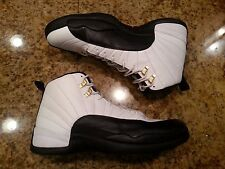 2013 Nike Air Jordan 12 XII Retro Taxi Size 13. 130690-125 flu game cny