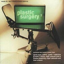 Plastic Surgery 2 - Various Artists (NEW CD)