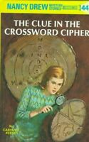 The Clue in the Crossword Cipher (Nancy Drew, Book 44) by Keene, Carolyn
