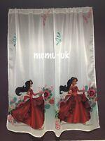 Disney Voile Net Curtain - ELENA AVALOR - 80 cm width x 150 cm drop