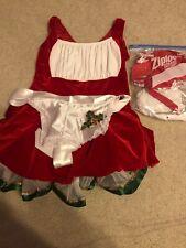 figure skating christmas dress