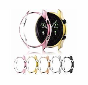 Cover Case Schutzhülle TPU f. Samsung Galaxy Watch 3 41mm/45mm !NEU!