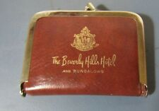 VINTAGE THE BEVERLY HILLS HOTEL TRAVEL SEWING KIT Mint