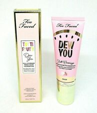 Too Faced Tutti Frutti Dew You Full Coverage Foundation ~ Snow ~ 40 ml / BNIB