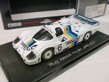 EBBRO 1/43 - TRUST PORSCHE 956 WEC JAPAN 1983