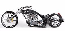 "19"" x 13"" Poster Chopper  Cadillac CTS Custom Bike Motorcycle"
