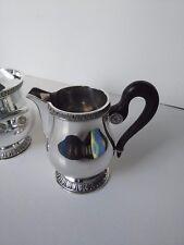 CHRISTOFLE MALMAISON Crémier en métal argenté ,jamais utilisé, comme NEUF