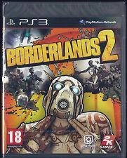 PLAYSTATION 3 Borderlands 2 BRAND NEW ps3