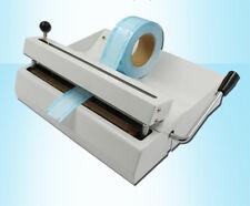 Manual Disinfection Sterilization Bags Sealer Oral Dental Sealing Machine 220V
