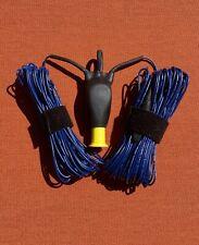 40-6M HF Ham Radio Antenna Ultralight Multi-Band Portable/Stealth/QRP -Free Ship