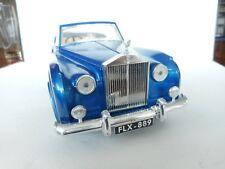 1:18 Solido Rolls Royce Silver Cloud II Nr. 8006  Blue Metallic