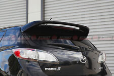 MPS Style Trunk Spoiler For 2009-2013 Mazda Mazda3 BL Hatchback (GLOSS BLACK)
