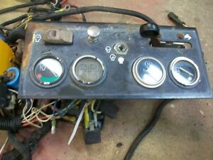 TORO GROUNDSMASTER MOWER PARTS CONTROL PANEL WIRING HARNESS  322 325D 328D