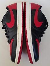 Nike Air Jordan 1 Retro Low OG Bred Size 10.5 705329-001