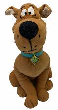 Scooby Doo Medium Plush hanna-barbera pillow plush toy 2000s Hunter Leisure 30cm