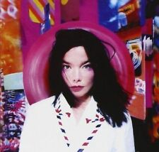 Bjork Post CD (bjork Overseas Ltd) 1995 Polydor 731452773326