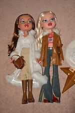 "Bratz Large 24"" Limited Edition Yasmin Cloe Doll Lot - EUC"