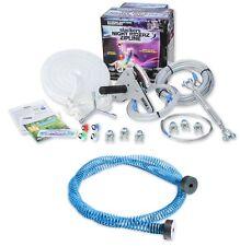 Brand 44 Slackers 100ft Night Riderz Zipline Cable Trolley Kit LED Seat & Brake