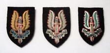 Cloth Special Forces 2000 to Present Decade Collectable Badges