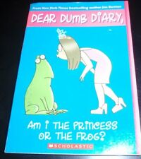 DEAR DUMB DIARY: AM I THE PRINCESS OR THE FROG?  S/C~VGC