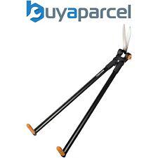Fiskars 1001565 GS53 Powerlever Long Reach Grass Hedge Shear Trimmer Cutter