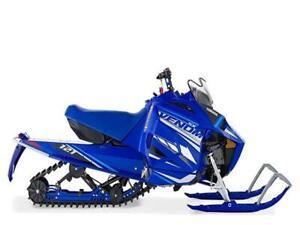 2021 Yamaha SXVenom, Yamaha Racing Blue with 0 Miles available now!