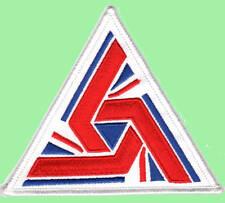 Aliens Nostromo Crew UK 7 Patch - Uniform Aufnäher zum aufbügeln neu