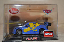 "Disney Pixar Cars DIE CAST  "" FLASH "" (CHASE) 1:43 scale  NIB"