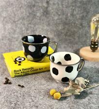 TV Series Friends Mugs Milk Coffee Round Dots Arts Lovers Cup Home china Mug