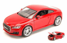 Audi TT Coupe' 2014 Red 1:24 Model 4057R WELLY