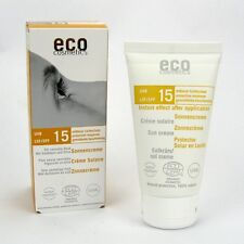 (12,12/100ml) Eco Cosmetics Sonnencreme Sanddorn Olive LSF 15 75 ml